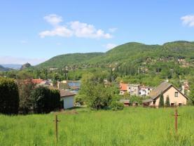 Prodej, parcela, 853 m2, Ústí nad Labem