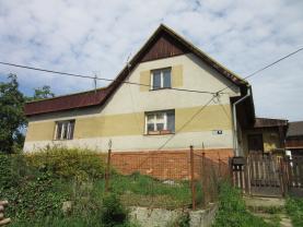 Prodej, zemědělská usedlost, 1 047 m2, Stan - Lestkov