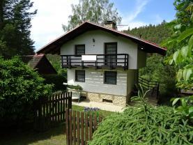 Prodej, chata 70 m2, pozemek 729 m2, Voltýřov, Klučenice