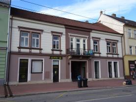 Pronájem, obchodní prostory, České Budějovice - Pražská tř.