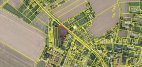 Prodej, stavební pozemek, 1000 m2, Kobeřice