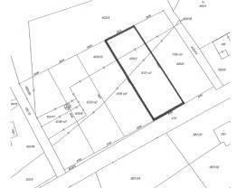 Prodej, stavební pozemek, 1212 m2, Vavřineč