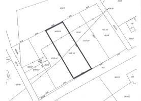 Prodej, stavební pozemek, 1226 m2, Vavřineč