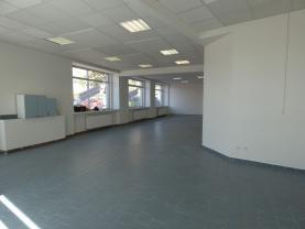 Pronájem, obchod a služby, 160 m2, Praha - Michle