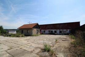Prodej, průmyslový areál, 6426 m2, Bratkovice, okr. Příbram