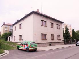 Prodej, nájemní dům 8+2, 1424 m2, Hlinsko v Čechách