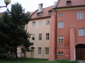 Pronájem, byt 1+1, 41 m2, Cheb, ul. Židovská