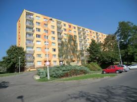 Pronájem, byt 1+1, 43 m2, DV, Chomutov, ul. Jirkovská