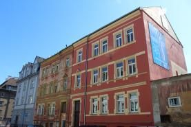 Pronájem, byt 1+1, 56 m2, OV, Cheb, ul. Karlova