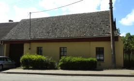 Prodej, rodinný dům, 3+1, 1377m2, Neustupov, okr. Benešov
