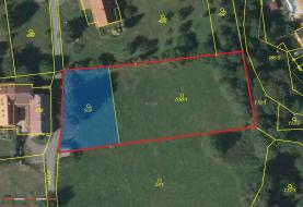 Prodej, stavební pozemek, 2780 m2, Libchavy