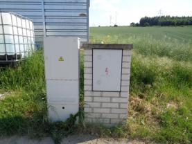 přípojka el. energie (Prodej, stavební pozemek, 3138 m2, Holé Vrchy), foto 2/6