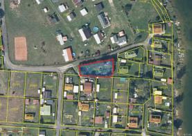 Prodej, stavební pozemek, 382 m2, Cheb, Dřenice