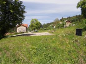 Prodej, pozemek, 1454 m2, Loučovice - Svatý Prokop