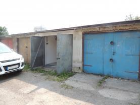 Prodej, garáž, 20 m2, Ostrava - Mariánské Hory, ul. Zelená
