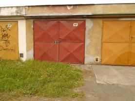 Prodej, garáž, 20m2, Česká Lípa