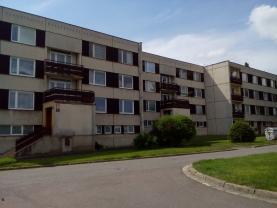 Pronájem, byt 2+1, 42 m2, Chrudim - Seč