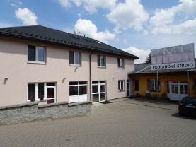 Prodej, komerční nemovitost, 1251 m2, Zábřeh