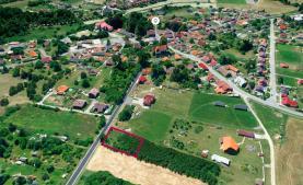Prodej, stavební parcela, 891 m2, Tučapy