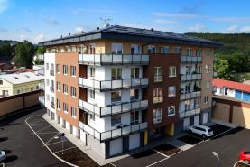 Pronájem, byt 3+kk, 98 m2, Mariánské Lázně, ul. Plzeňská
