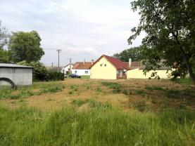 Prodej, stavební pozemek, 1041 m2, Němčice u Netolic