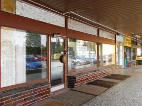 Pronájem, obchodní prostory, 75 m2, Bruntál