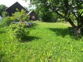 Pronájem, zahrada, 408 m2, Měšice, Tábor