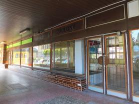 Pronájem, obchodní prostory, 155 m2, Bruntál