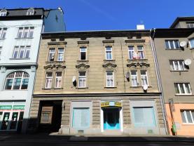 Prodej, byt 2+1, 90 m2, OV, Cheb, ul. Evropská