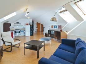 Prodej, byt 3+kk, OV, 110 m2, Úvaly