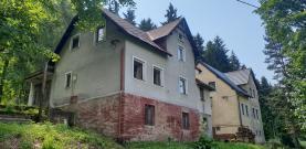 Prodej, rodinný dům, 601 m2, Kryštofovy Hamry