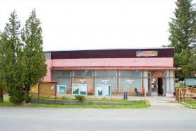 Prodej, obchodní objekt, 1307 m2, Lesná, okr. Tachov