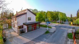Prodej, rodinný dům, 2x3+kk/G, obchod.prostory, Újezd n.Lesy