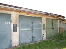 Prodej, garáž, Ostrava, ul. Bartošova