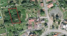 Prodej, stavební pozemek,1264 m2, Chrastavice