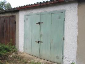 Prodej, garáž, 19 m2, Cheb, ul. K Výtopně