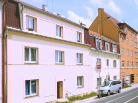 Prodej , byt 1+1 , 45 m2 , Karlovy Vary , Dvory