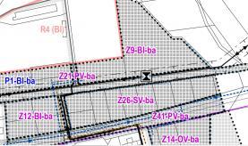 Prodej pozemku na 8 rodinných domů 10392m2, Babice u Řehenic (Prodej, pozemek, 10392 m2, Babice u Řehenic), foto 4/5