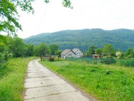 Prodej, pozemek, 567 m2, Ústí nad Labem - Sebuzín