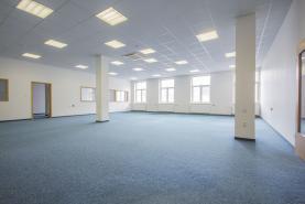 Pronájem, kancelářské prostory, od 14 m2 do 240 m2, Podbaba