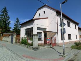 Prodej, rodinný dům, 512 m2, Chropyně, ul. Ječmínkova