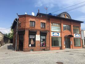 Pronájem, obchodní prostory, 41 m2, Hlučín, ul. Pode Zdí