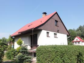 Prodej, chata 3+kk, 498 m2, Litošice - Krasnice