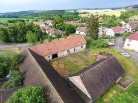 Prodej, zemědělský objekt, 2636 m2, Václavice
