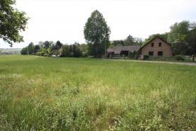 Prodej, stavební parcela, 470 m2, Nespeky, ul. Benešovská