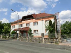 Prodej, rodinný dům, 1400 m2, Most, ul. Aloise Jiráska
