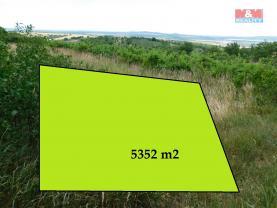 Prodej, pole, 5326 m2, Hustopeče