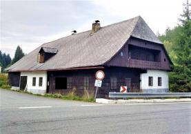 Prodej, chalupa, Horní Vltavice