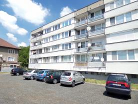 Prodej, byt 3+1 + garáž, 78 m2, Poděbrady, ul. Alešova