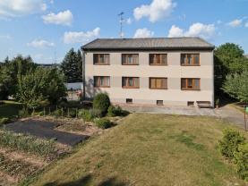 Prodej byt 2+1, 72 m2 garáž, Soutice
